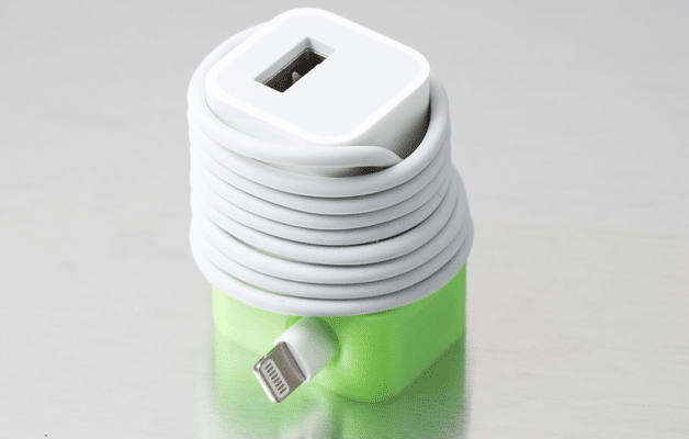 Lightning Cable Wrap for Apple Chargers