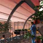 """""""The first human to live on Mars might not be astronauts, but farmers."""" Source: NASA"""