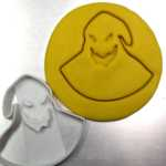Nightmare Before Christmas Cookie Cutter
