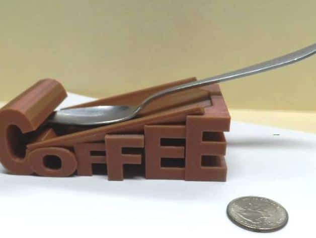 Coffee Spoon Rest